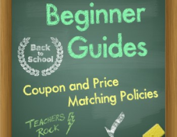 Beginner Guide: Canadian Store Coupon & Price Matching Policies