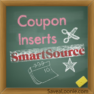Smartsource coupon inserts
