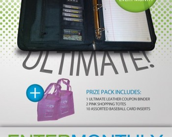 SaveaLoonie's Ultimate Monthly Giveaway – February Winners