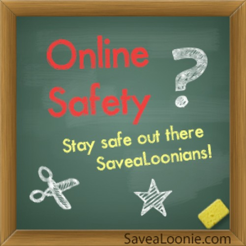 Couponing Safety: Stay Safe Out There SaveaLoonians!