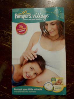 Pampers Village Willkommenspaket