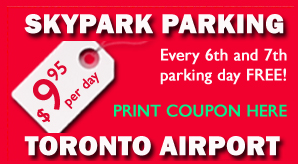 "Check back often for our special ""Coupon Only"" deals! SkyPark offers the best rates for Lambert-St. Louis Internatinal Airport parking! We are proud to partner with Billiken Athletics! SLU students, alumni, faculty receive a $1 off their daily rate. The best rates for Lambert-St. Louis International Parking."