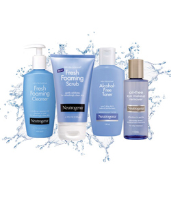 Neutrogena Canada - Giveaway May 10th