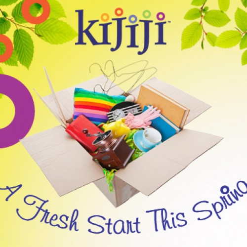 Kijiji + CP 24 – A Fresh Start This Spring Contest *Ontario Only*