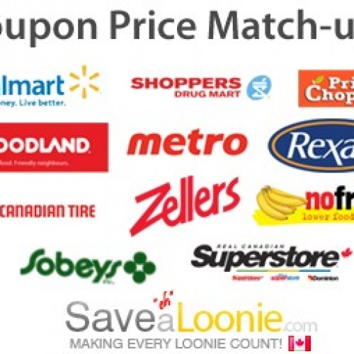 Coupon Price Match-Ups May 18th – May 24th
