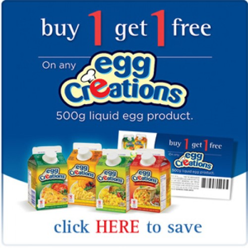 Hidden Save.ca – Burnbrae Farms BOGO Egg Creations