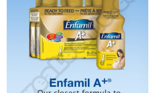 Enfamil – Baby on the Go Contest + Coupon