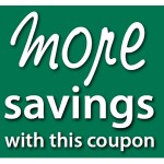 more-coupons