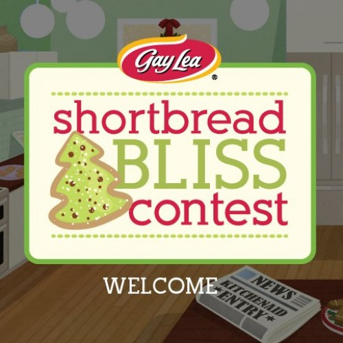 Gay Lea Shortbread Bliss Contest