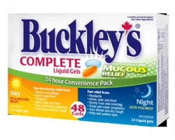 Smartsource.ca – Buckley's $4.00 Printable Coupon