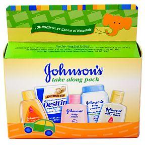 Johnson Amp Johnson Free New Parents Pack
