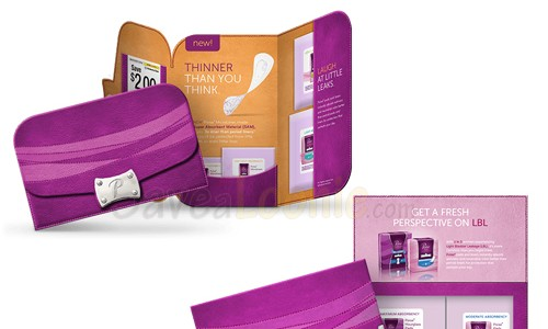 Free Sample Kits from Poise