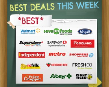 Best Deals This Week – August 2nd – 8th 2013