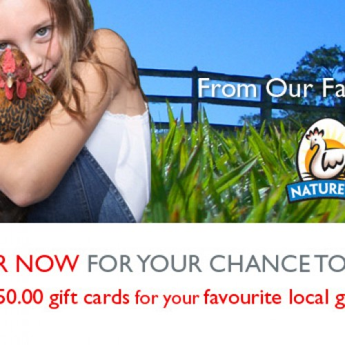 Win 1 of 5 $250 Gift Cards From Burnbrae Farms
