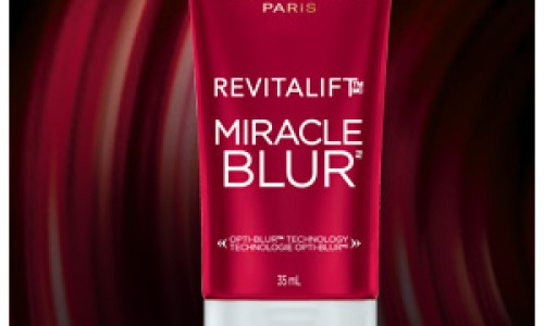 L'Oreal Revitalift Miracle Blur Sample + Full Size Giveaway