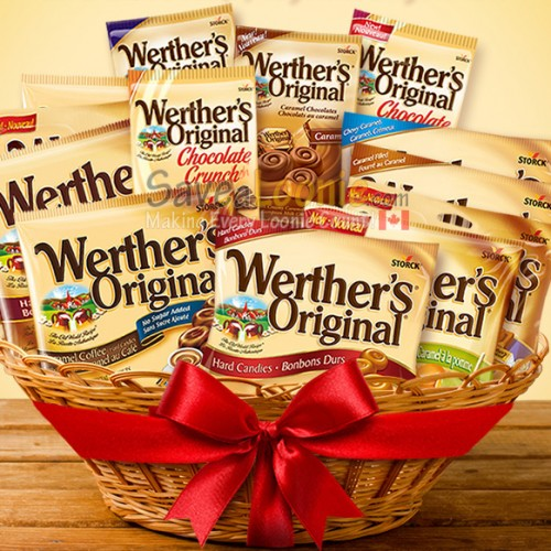 Werther's – Family Day Giveaway