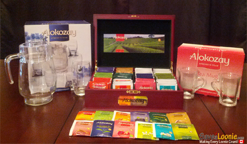Alokozay Tea Review & Giveaway — Deals from SaveaLoonie!