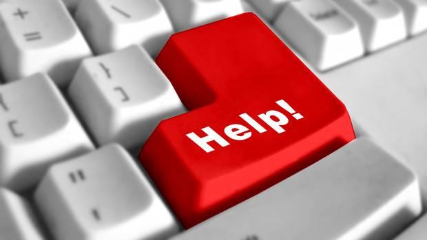 help-button