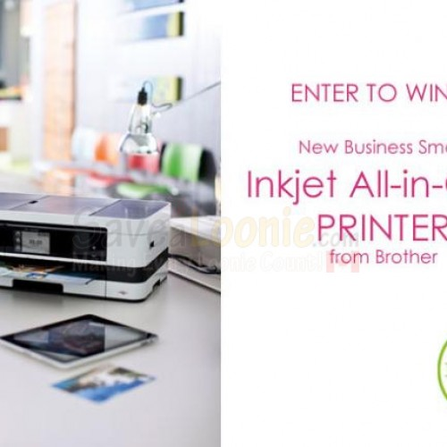 Win a Brother All in One Business Smart Printer