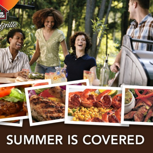 Club House LaGrille Summer Is Covered Contest