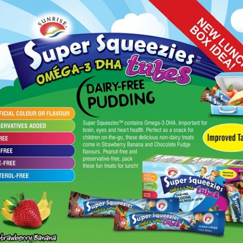 Super Squeezies Pudding Tubes Coupon