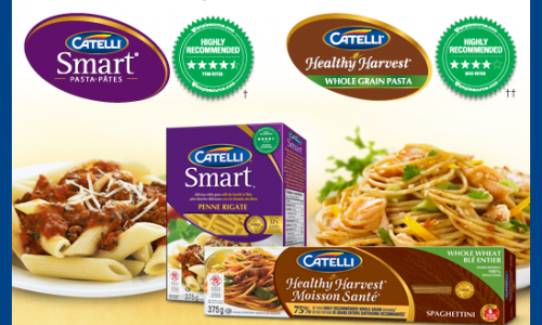 Hidden webSaver.ca – Catelli Pasta Coupon