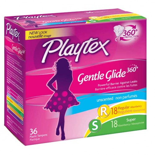 SmartSource.ca – Playtex Tampons