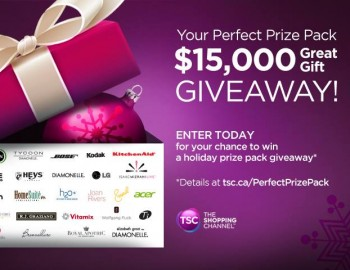 TSC – $15,000 Great Gift Giveaway