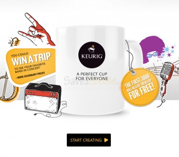 Keurig Perfect Cup Contest