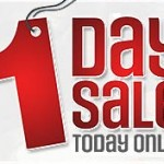 Sears Canada One Day Sale
