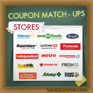 Coupon Price Match-Ups - June 4th - 11th 2015 — Deals from