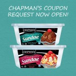 Chapman's Coupon Request