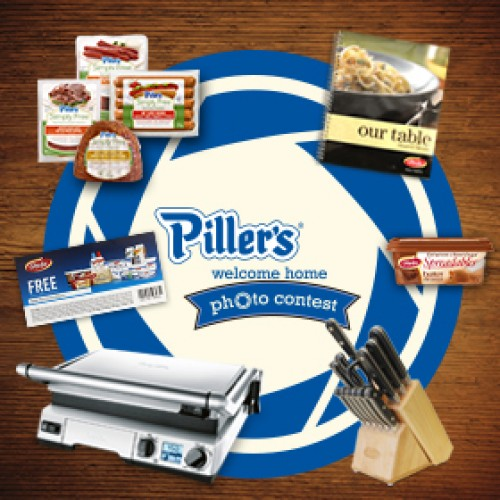 Piller's Welcome Home Contest