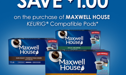 Save.ca – Maxwell House Coffee Coupon