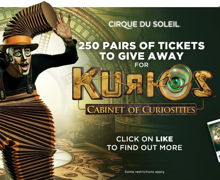 Search for Cirque du Soleil tickets on StubHub! Find upcoming show dates for Cirque du Soleil and securely buy and sell Cirque du Soleil tickets online. Give a present they'll want to relive, not regift.