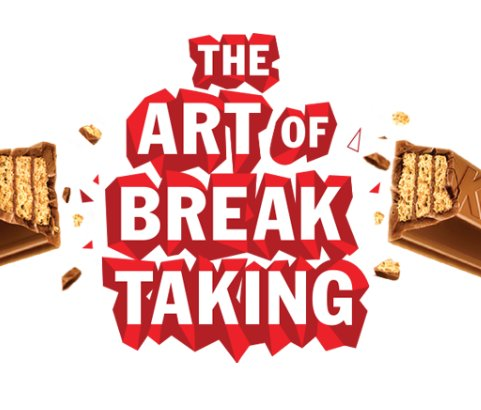 kit kat master the art of break taking contest. Black Bedroom Furniture Sets. Home Design Ideas