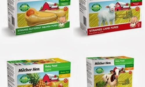 SmartSource – Mother Hen Baby Food