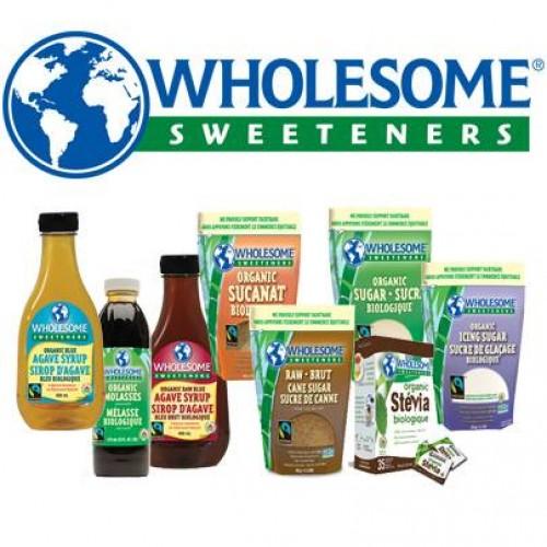 Wholesome Sweeteners Giveaway