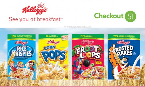 Checkout 51 – Kellogg's See You At Breakfast