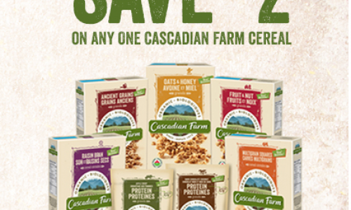 Hidden Save.ca – Cascadian Farm Cereal