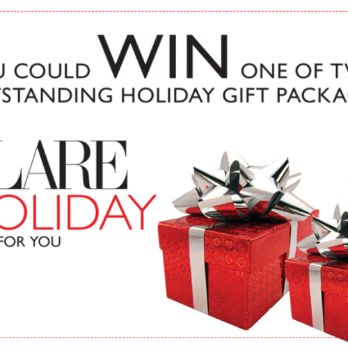 Flare Holiday Gifts for You Contest
