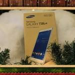 Win a Samsung Galaxy Tab 4