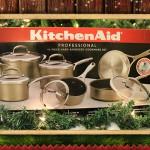 Win a KitchenAid Cookware Set
