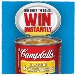 Campbell's Under The Lid Instant Win Contest