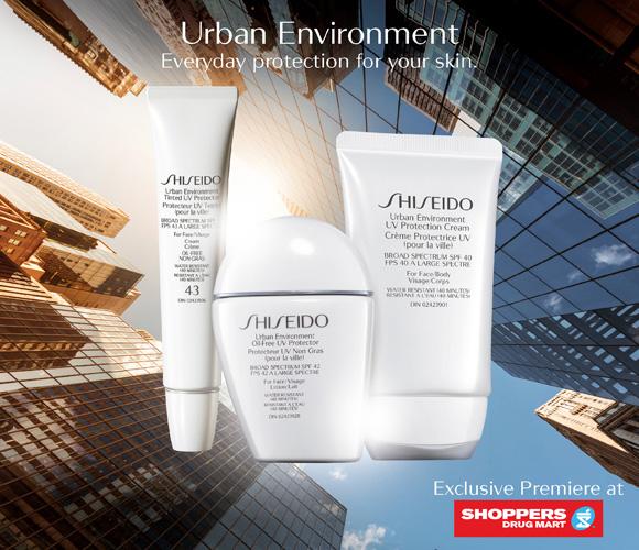 Glow Magazine Shiseido 7 Week Giveaway Deals From