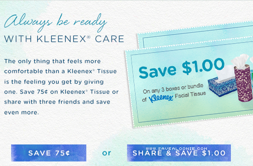 Kleenex® is the manufacturer of facial tissues, hand towels, dinner napkins and Splash 'N Go! Moist Wipes. All of their products are designed for softness, strength and absorbency.