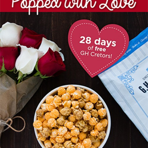 GH Cretors Popped With Love Giveaway