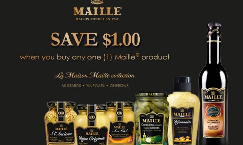 Save.ca – Maille Product Coupon