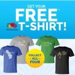 Free General Mills Fruit of the Loom T-Shirt Rebate