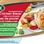 RECALL: Lilydale Oven Roasted Carved Chicken Breast
